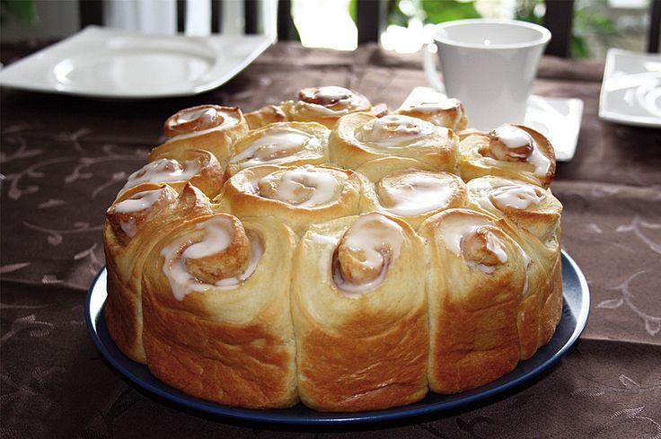 Kanelboller - original norwegisch, ein tolles Rezept aus der Kategorie Kuchen. Bewertungen: 14. Durchschnitt: Ø 4,6.