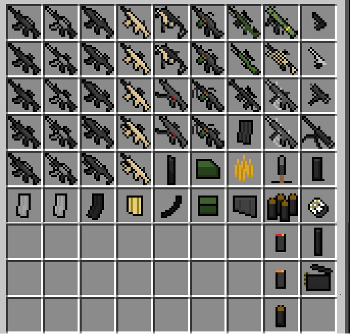 minecraft gun pack mod | Minecraft Forums