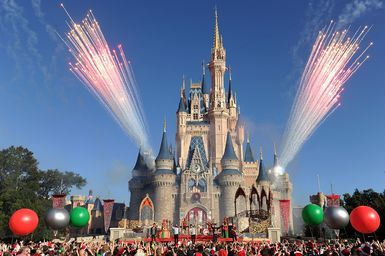 Disney World - Handout/Getty Images Entertainment/Getty Images