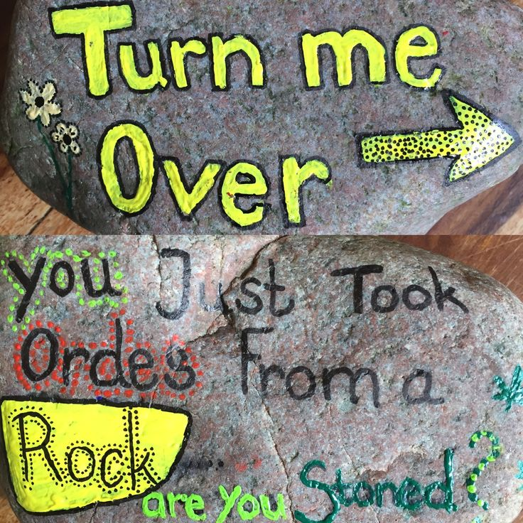 Turn me over...  you just took orders from a rock! Are you stoned...?
