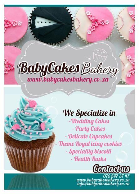 My Business Flyer www.babycakesbakery.co.za
