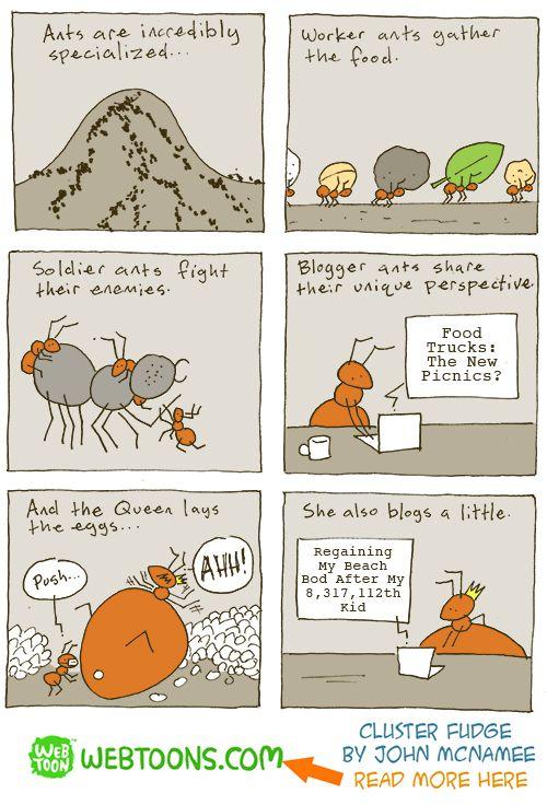 Love bug humor