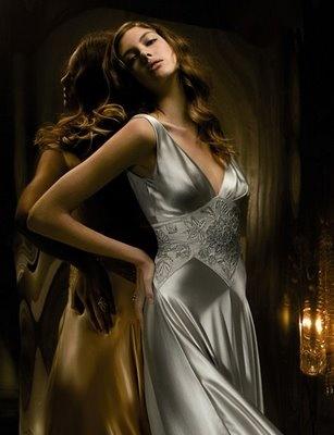 Luxurious silk, very sensual lingerie, #boudoir lighting. A beautiful look for a #bridal boudoir shoot.