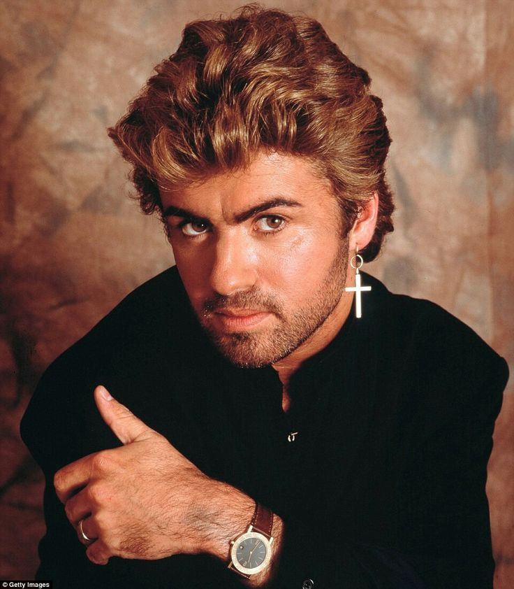 PEOPLE and CELEBRITIES - George Michael - Never I will forget you music.