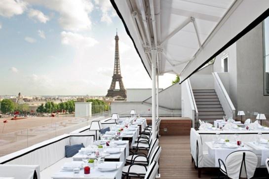 Maison Blanche - 15 avenue Montaigne, 75008 Paris