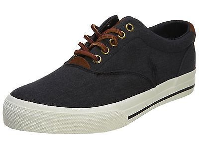 Polo Vaughn Mens 816579528-001 Black Brown Casual Shoes Sneakers Size 8.5
