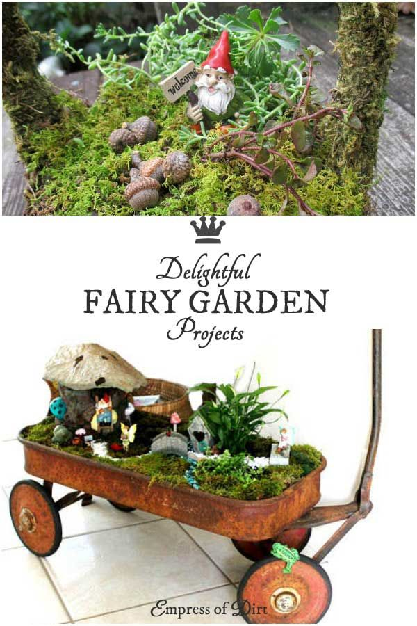 9 Little DIY Garden Ideas