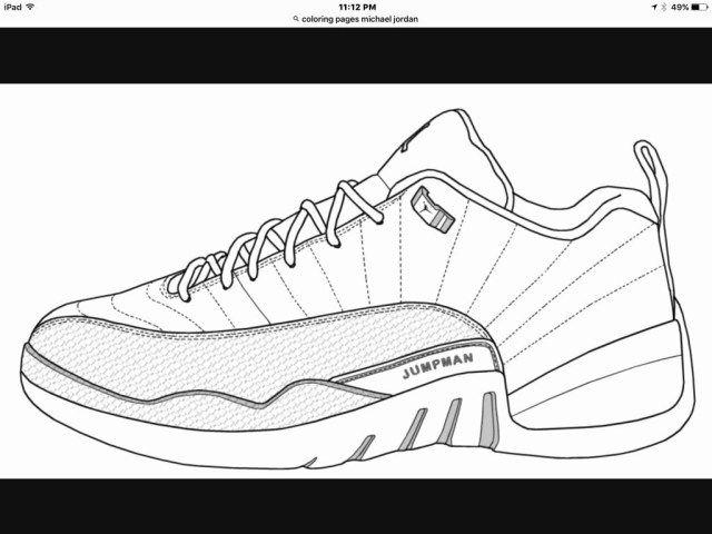 27 Great Photo Of Nike Coloring Pages Albanysinsanity Com Sneakers Drawing Jordans Air Jordans