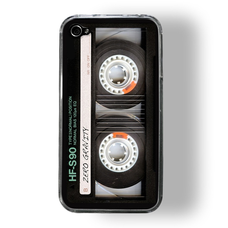 #iPhone #Case retro Cassette – available for the iPhone 4/5