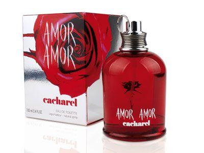 Amor Amor - Perfumerías Rouge
