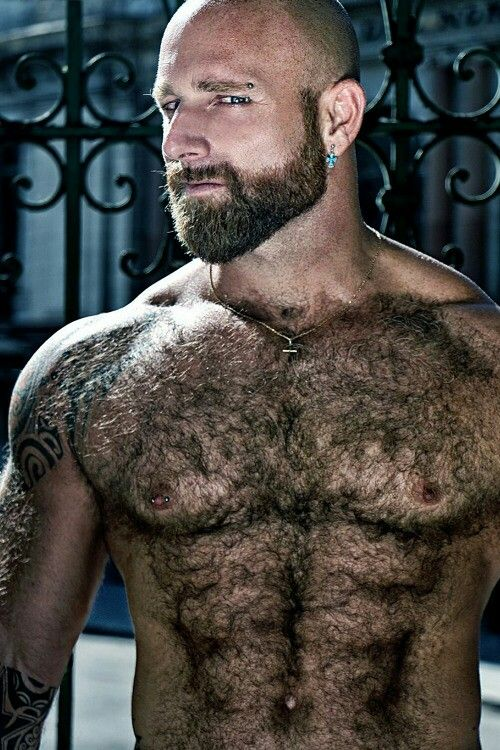 from Dane gay blond beard