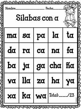 1st-Grade-Beginning-of-the-Year-Language-Arts-Assessments-in-Spanish-1294814 Teaching Resources - TeachersPayTeachers.com