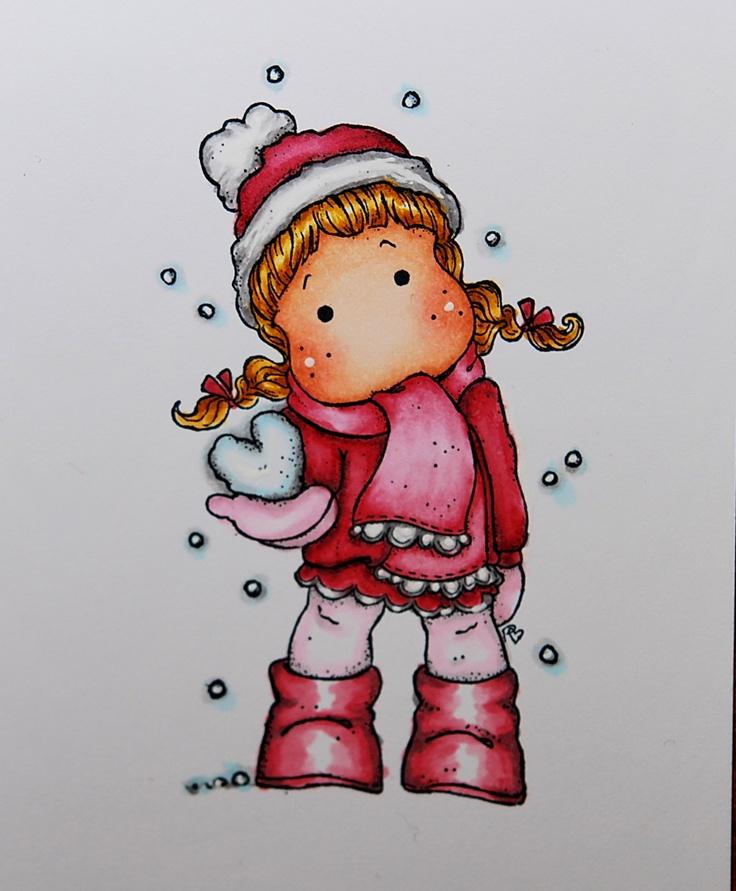 Tilda with Snow Heart.JPG (993×1203)