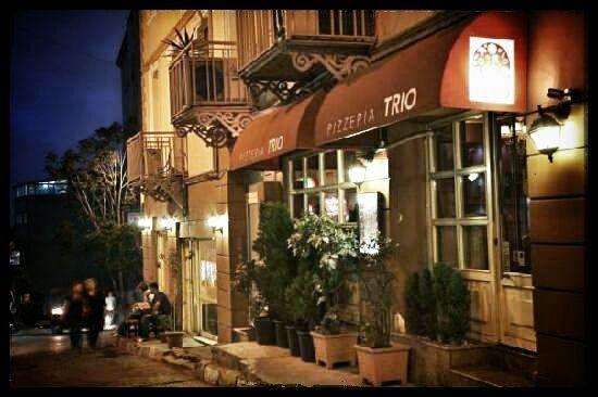 pizzeria trio, italyan, italyan yemekleri, italyan restoranı