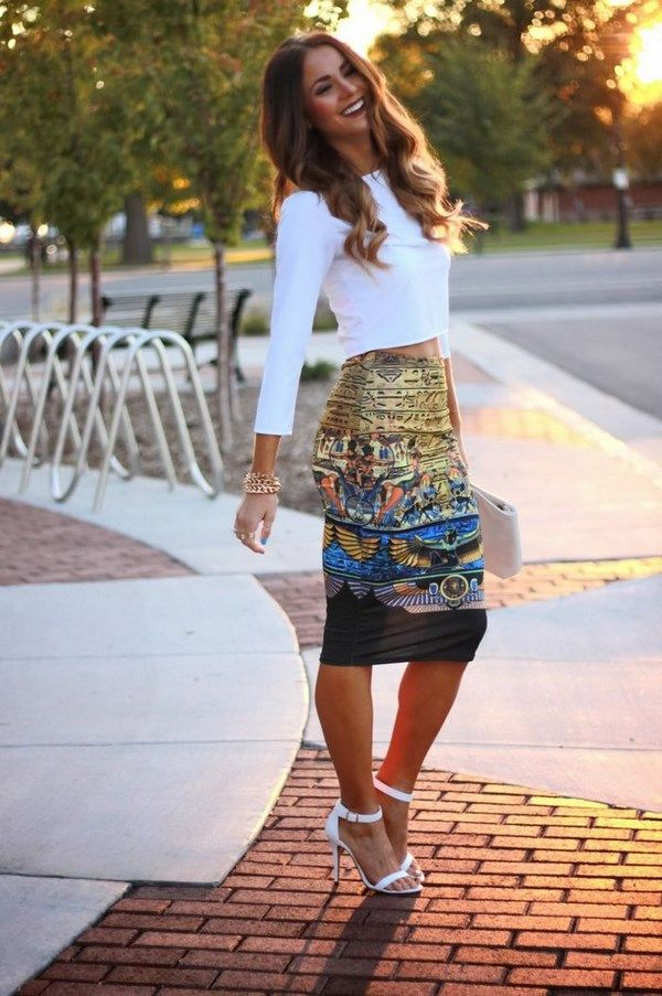 Мода весна-лето 2018  модные луки, что носить весной и летом, фото, тренды,  тенденции ac46c4c7257
