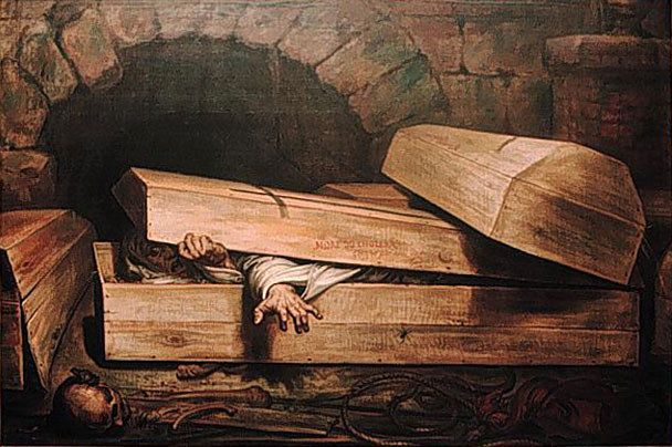 Premature Burial | 21 Wikipedia Pages That Will Make It Impossible For You To Sleep