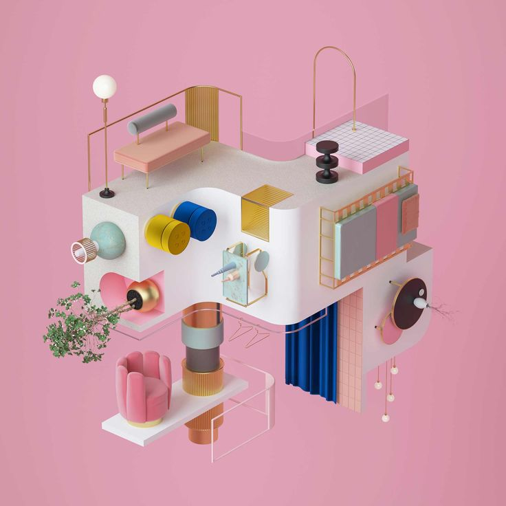 MOLISTUDIO is a 3D Art Direction and Design boutique, based in Buenos Aires. Founded by sensible, passionate storytellers with a whimsical take on the everyday. The award-winning team is, insistently, on the lookout for a deep color sense and a strong use of the metaphor. Their latest Rubik series is a conversation between Molistudio and …