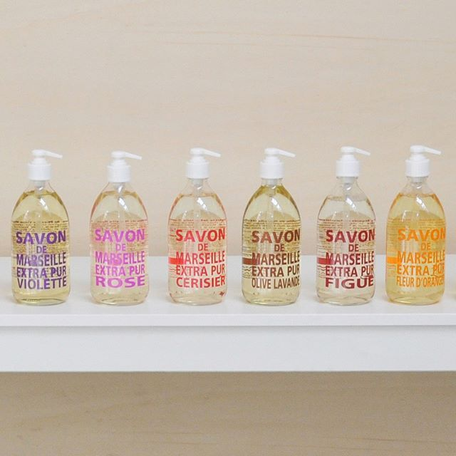 A little something for you to gift or keep #liquidsoap #marseille #compagniedeprovence