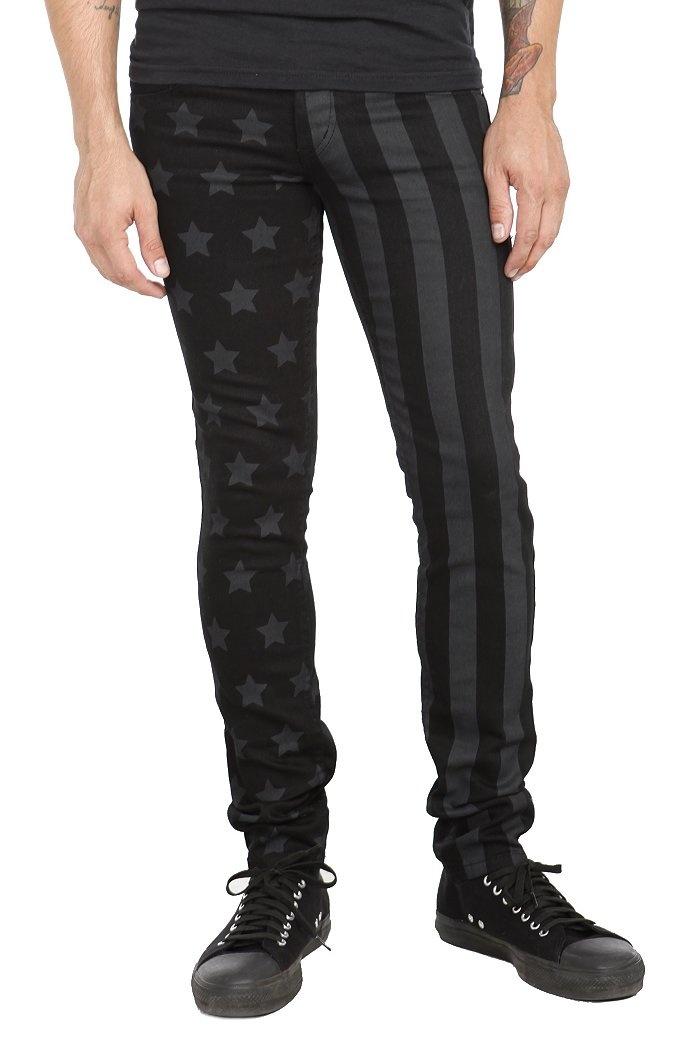 Cargo Skinny Jeans For Men