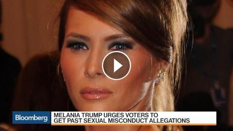 Melania Trump: 'Don't Feel Sorry for Me': Oct. 18 -- Donald Trump's wife Melania spoke in a television interview with CNN's Anderson Cooper…