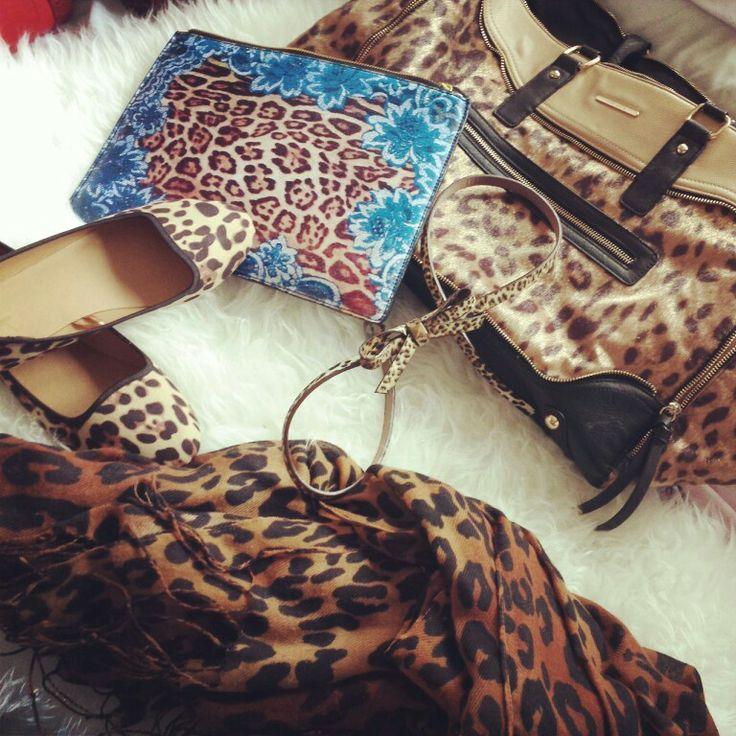 I ♥ cheetah print