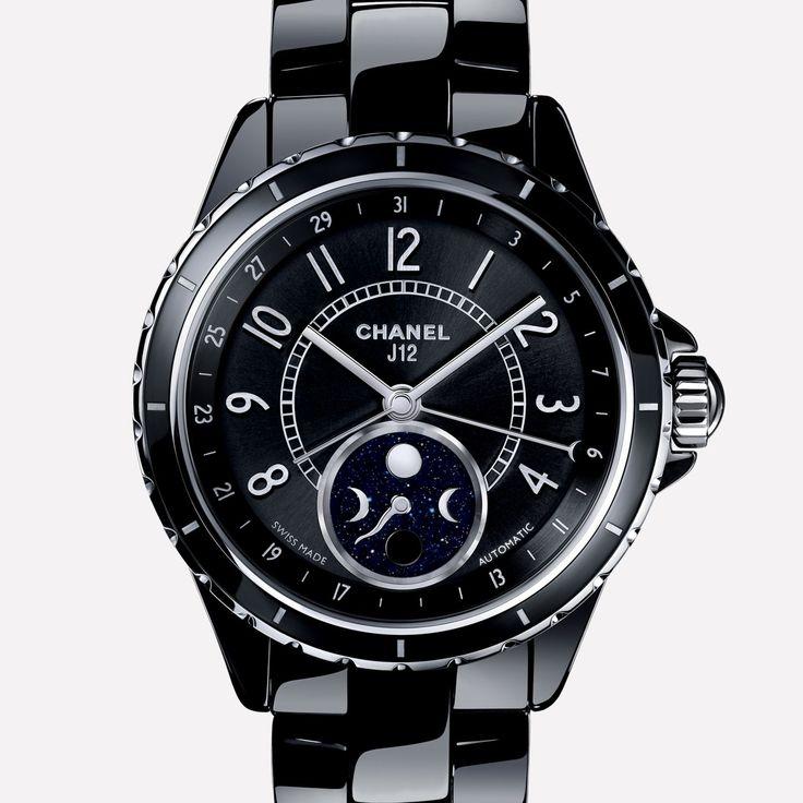 Reloj Chanel  J12 Moon Phase
