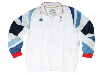 Team GB Training Jacket for London 2012 Olympics..