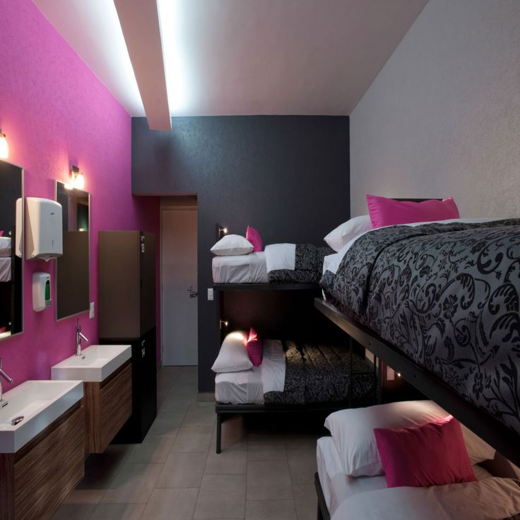 Pink Black Bedroom Interior Design Ideas Bedroom Check More At  Httpmaliceauxmerveilles