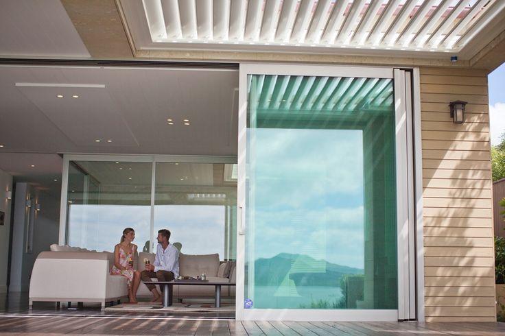 Outdoor living - alfresco spaces