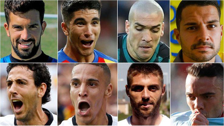 Selección de España: ¿Cómo sería la selección española de fútbol sin jugadores de Champions ni de Europa League? | Marca.com http://www.marca.com/futbol/seleccion/2017/11/24/5a186748ca4741a1678b45a4.html