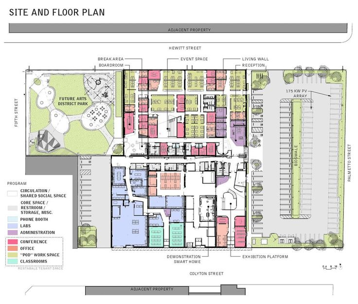 Gallery Of La Kretz Innovation Campus John Friedman Alice Kimm Architects 23 Architect Innovation Campus