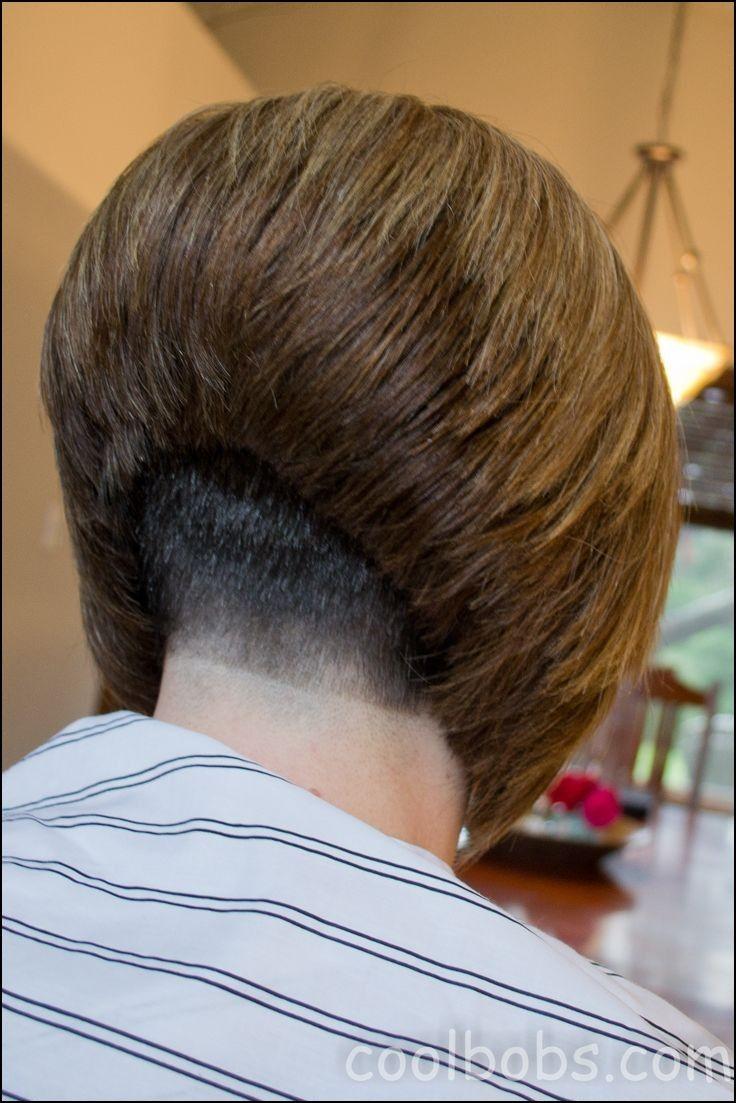 Best 25 Shaved Nape Ideas On Pinterest Undercut Hair