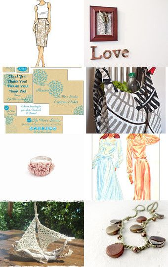 Treasury Game by Needle And Line on Etsy--Pinned with TreasuryPin.com