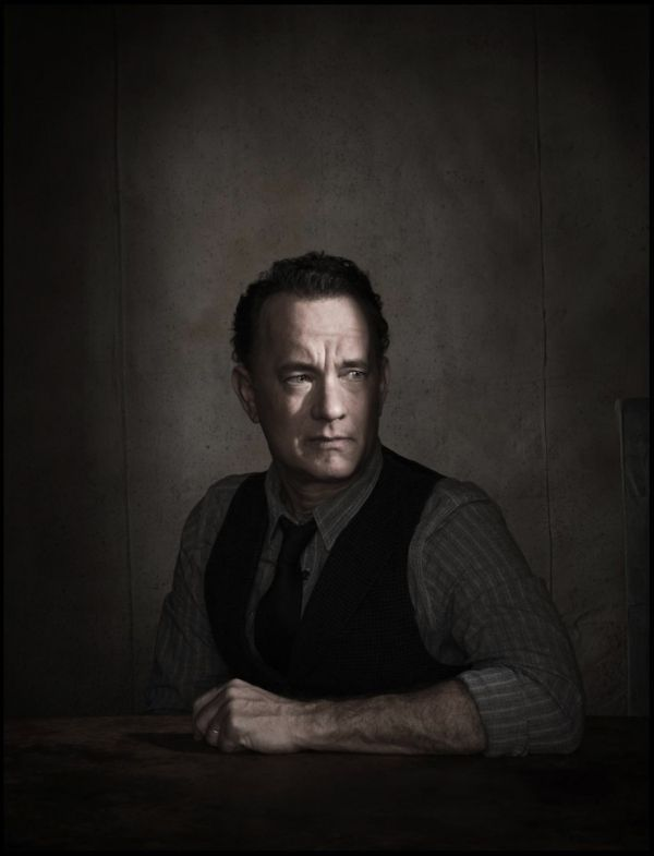 dramatic studio lighting. poses for men with dramatic lighting inspired by tom hanks studio