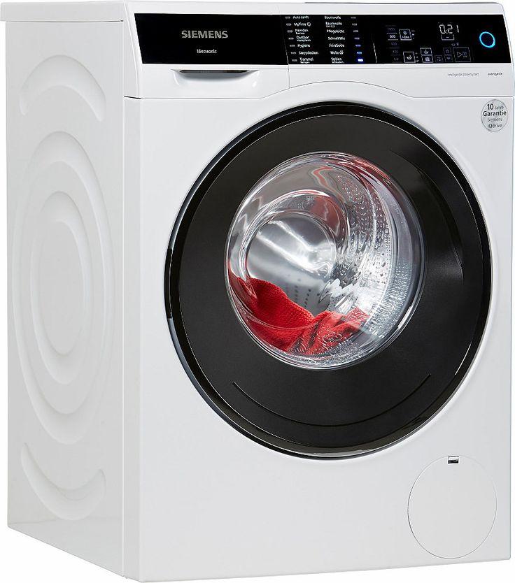 SIEMENS Waschmaschine WM14U640, A+++, 9 kg, 1400 U/Min ab 1.179,00€…