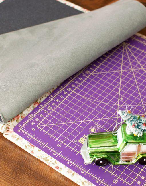 Base de corte y plancha para llevar a clase de patchwork