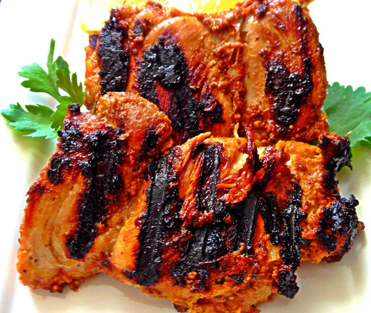 Indian Food Tandoori Recipes
