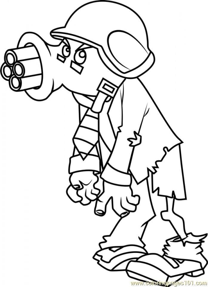 Zombie Coloring Pages For Kids Get This Plants Vs Zombies Coloring Pages Kids Printable In 2020 Disney Coloring Pages Halloween Coloring Pages Coloring Pages