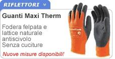 Guanti antifreddo Maxi Therm  I guanti termici risultano ideali per lavorare con le basse tempereture  http://www.ferramentaonline.com/shop/advanced/Guanti_termici_MaxiTherm_30-201___vedi_misure-ska139002393.html