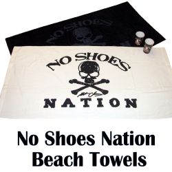Kenny Chesney No Shoes Nation Beach Towel THIS IS WHAT I'D LIKE FOR CHRISTMAS!!