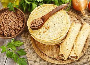 Быстрые кружевные блинчики, ссылка на рецепт - https://recase.org/bystrye-kruzhevnye-blinchiki/  #Выпечка #блюдо #кухня #пища #рецепты #кулинария #еда #блюда #food #cook