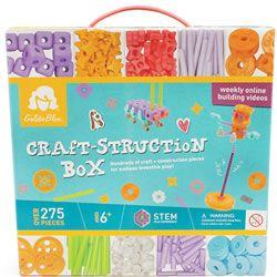 GoldieBlox Craftstruction Box