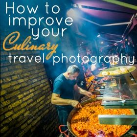Whether you're a food blogger, travel blogger, frequent Instagram poster, heading out on vacation and want to snap some great photos of what you eat, or simply want to take tasty pictures of your food on the go, spending a few minutes to think about your photography can go a LONG way toward