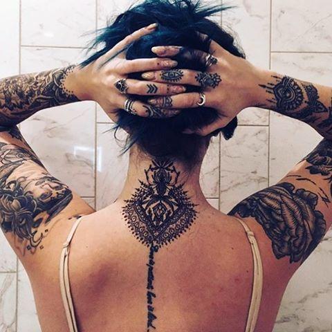 My tattooed love @luna.lindsay ✨  #inspiration#бохо#bohemian#этно#tattooed#хиппи#accessories#bohochic#freespirit#freedom#unique#stylish#tattoo#boho#gypsy#hippy#gypsysoul#festival#energy#goodvibes#beauty#freesoul#вдохновение#vintage#peace#стиль#бохошик#мода#тату#hippie