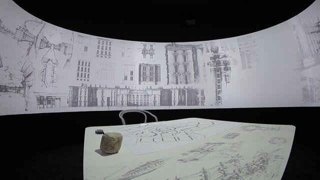 Bienal de Venecia 2014: Ricardo Bofill Taller de Arquitectura en Time, Space, Existence