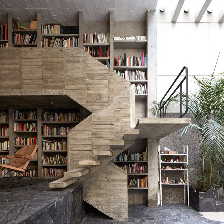 10 residential spaces from Pinterest designed for reading books in