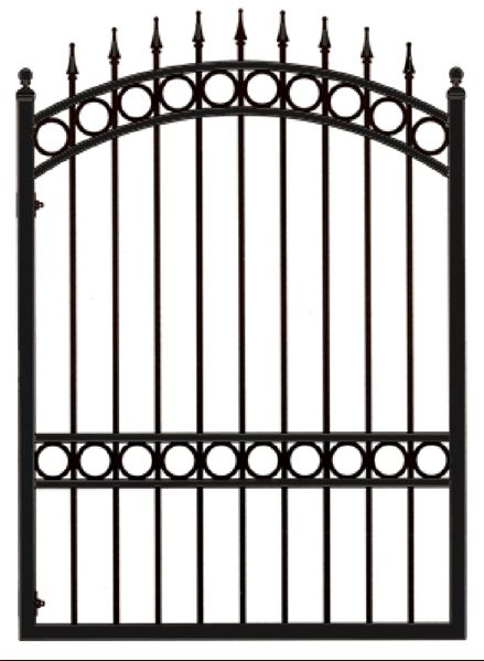 17 best images about wrought iron fencing on pinterest for Window gate design