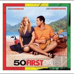 50 First Dates: Love Songs from the Soundtrack - CD