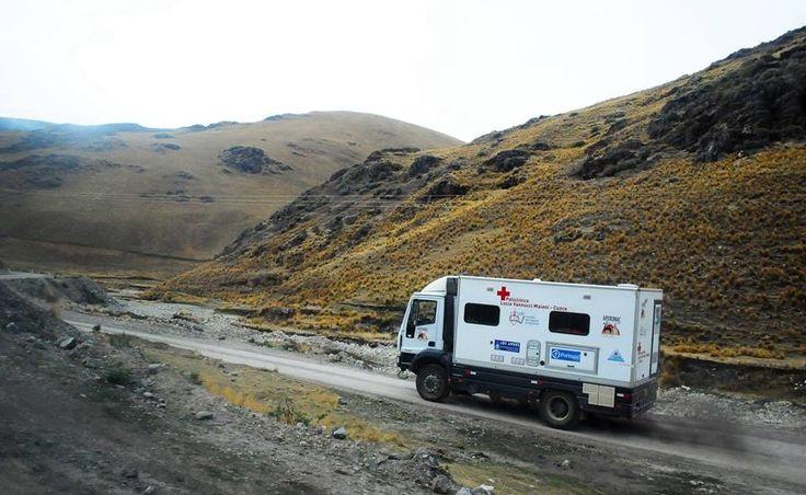 Per E. giovane medico volontario sulle Ande peruviane, non c'è stato giorno in cui non abbia raccontato almeno ad una persona la sua esperienza.
