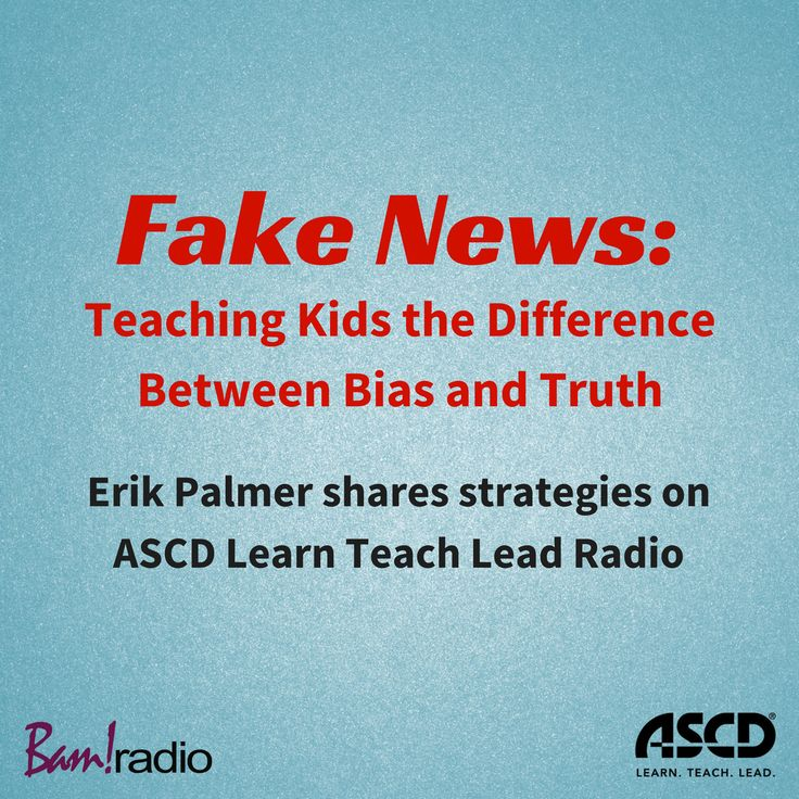 The need to help students do high-quality research begins with teaching students how to distinguish between fake news, bias, truth and credible sources. Listen to this podcast for strategies.